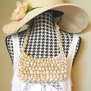 FLORIDA KEYS, Cowrie Shell Tourist Mini Bag